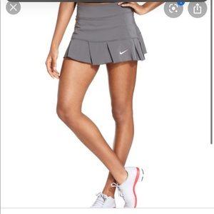 Nike Dri-Fit fabric tennis skirt